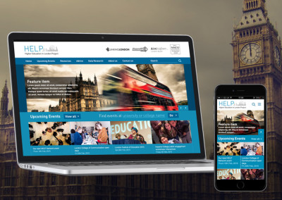 Higher Education in London Project